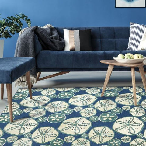Coastal Rug Surfside