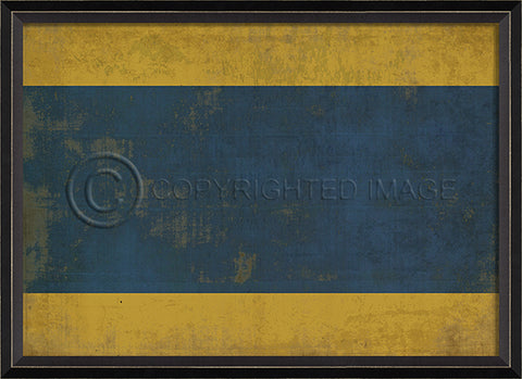 Nautical Flag D Print Artwork
