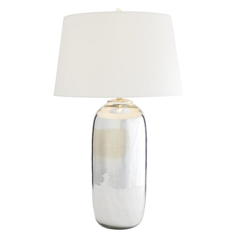 Anderson Mercury Glass Lamp - By the Sea Beach Decor
