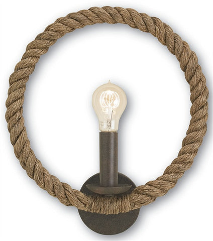 Bowline Wall Sconce