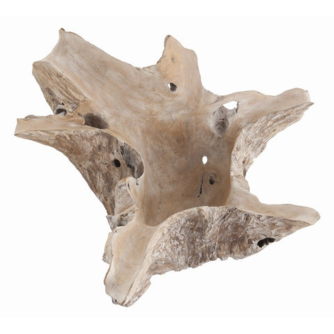 Nantucket Driftwood Decorative Bowl - By the Sea Beach Decor