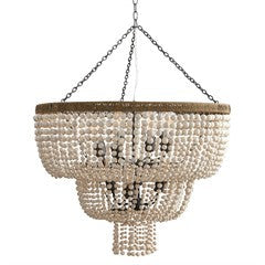 Chappellet Seaside Chandelier - By the Sea Beach Decor