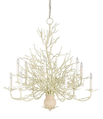 Beach Lighting Seaward Large Chandelier
