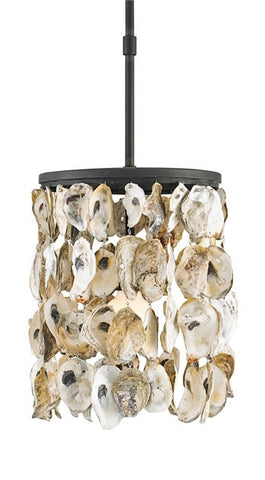 Stillwater Shell Pendant - By the Sea Beach Decor