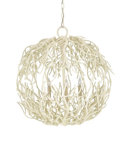 Eventide Sphere Chandelier - By the Sea Beach Decor