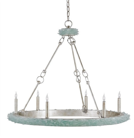 Tidewater Chandelier - By the Sea Beach Decor