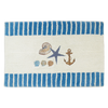 Antigua Coastal Bath Rug