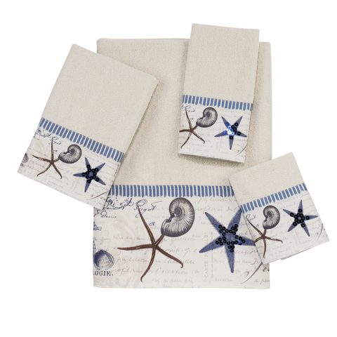 Antigua Coastal Bath Towel Collection