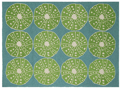 Urchin Coastal Decor Rug