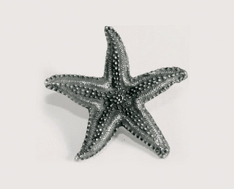 Starfish Coastal Cabinet Hardware - By the Sea Beach Decor