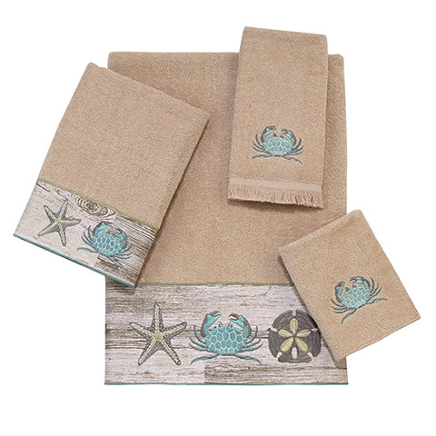 Portland Coastal Towel Collection - By the Sea Beach Decor