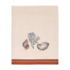 Seabreeze Ivory Towel Collection - By the Sea Beach Decor