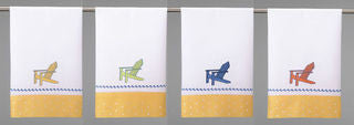 Beach Chairs Beach Bath Towels