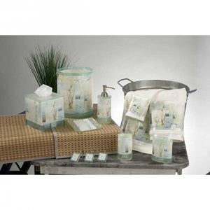 Coastal Bath Accessories Blue Waters