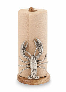 Lobster Paper Towel Holder