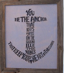 Anchor Coastal Wall Decor