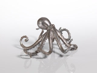Octopus Sculpture - By the Sea Beach Decor