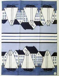 Coastal Kitchen Towel