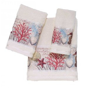 Barbados Beach Bath Towel Collection