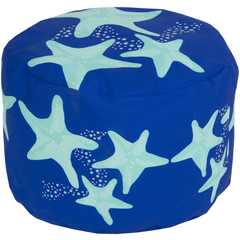 Starfish Beach Seating Pouf