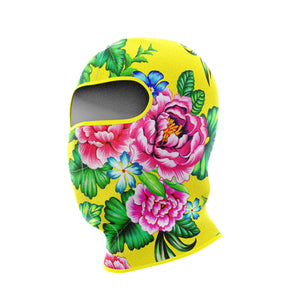 Yellow Pride Bomber Jacket + FREE MATCHING MASK!