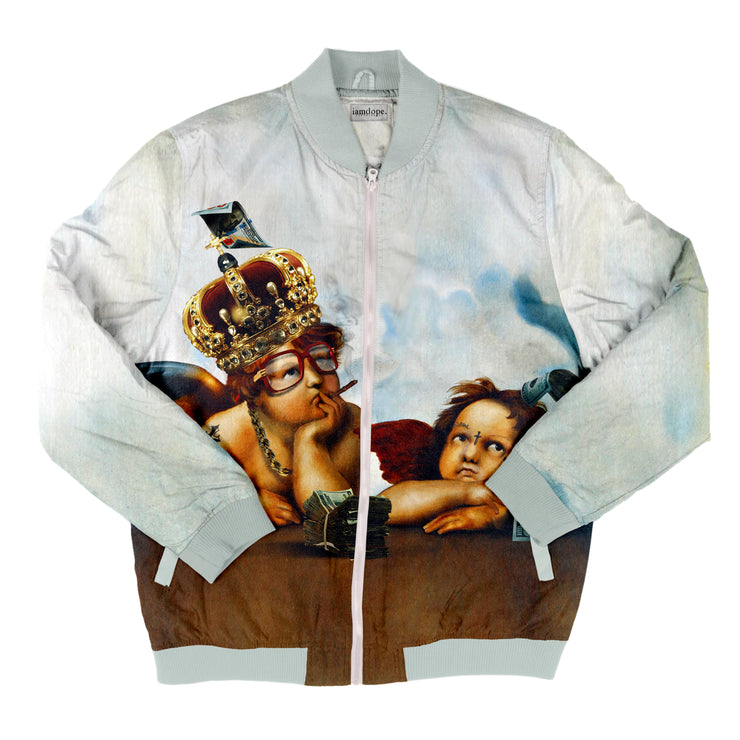 Thug Angels Bomber Jacket