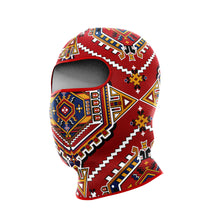 Load image into Gallery viewer, Geometric Pattern Balaclava