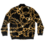 Blingin Bomber Jacket