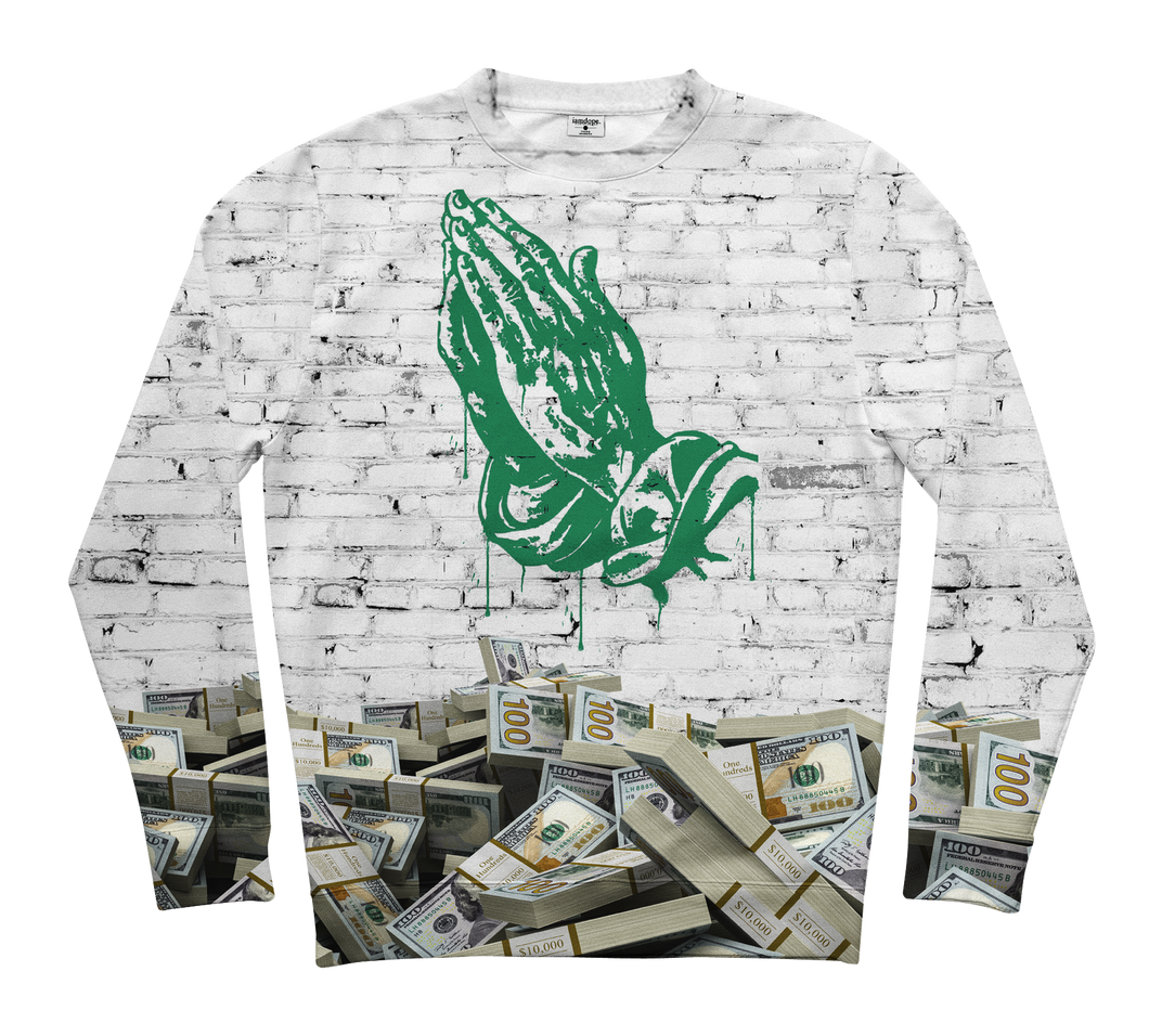 Cash Only Sweater