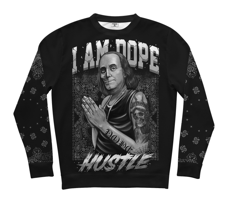 Dope Hustle Sweater