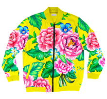 Yellow Pride Bomber Jacket