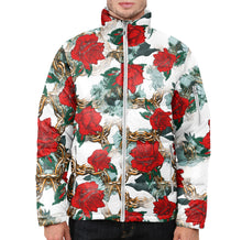Load image into Gallery viewer, Love Passion Puffer Jacket