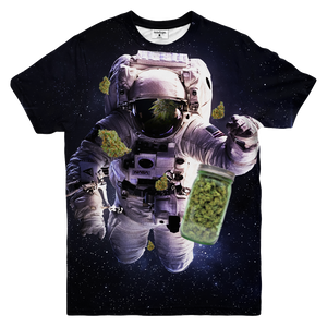 High Astronaut Tee