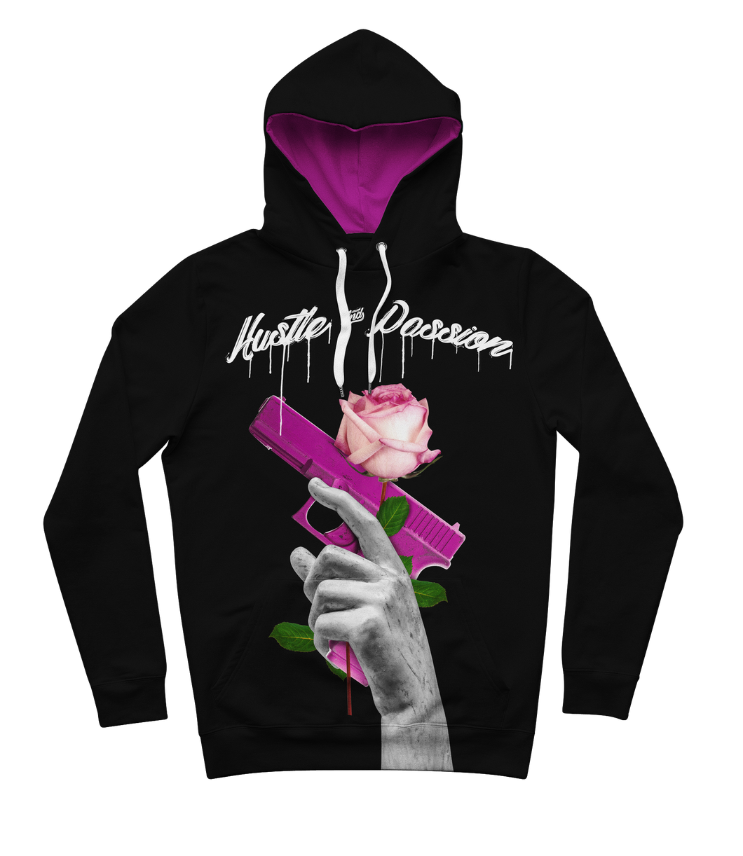 Hustle and passion Hoodie