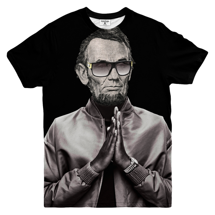 Lincoln Hustle Tee