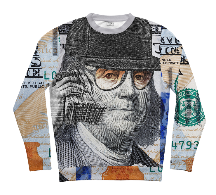 Plug Talk Sweater