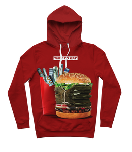 Time to eat Hoodie