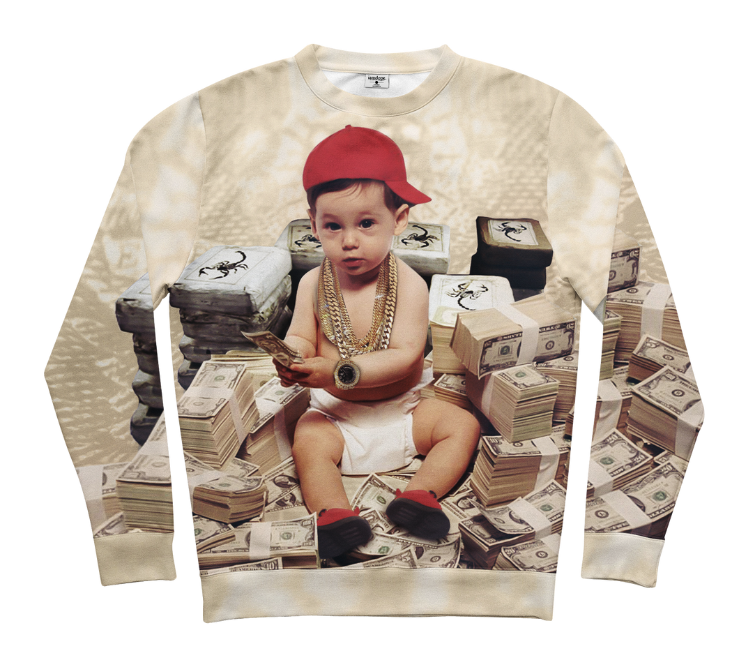 Trap Baby Sweater