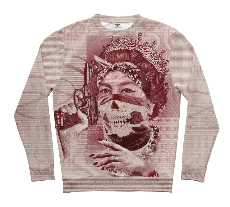 Trap Queen Sweater