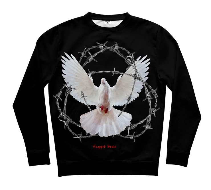 Trapped Souls Sweater