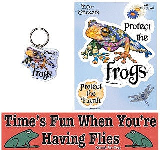 I love Frogs Gift Set-Frog Stuff