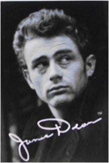 Picture of James Dean Sticker