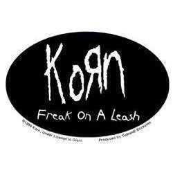 Freak on a Leash KORN Sticker