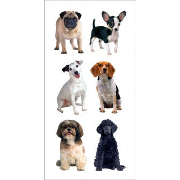 Scrapbooking Stickers Mini Puppy Stickers