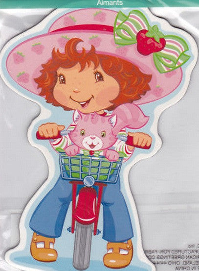 Strawberry Shortcake Magnet