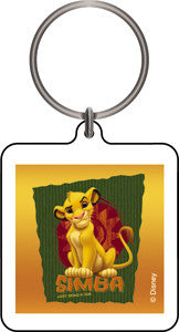 Lion King Simba Keychain