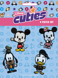 Mini Disney Babies Disney Patches Set