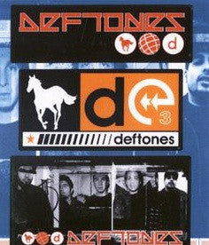 The Deftones Stickers Pack
