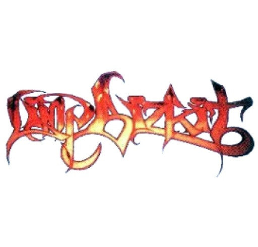 Limp Bizkit Sticker Fire Logo Decal