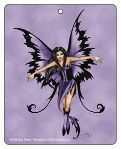 Magic Purple Fairy Air Freshener